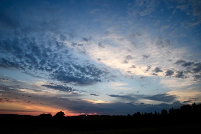 sunrise 16.1.14