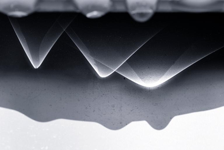 raindrop refract